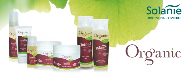 Mr kaphat! Solanie Professional Cosmetics - Organic Line