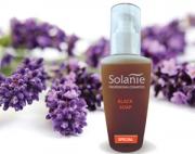 Solanie fekete szappan: a tini bőrök gyógyíre